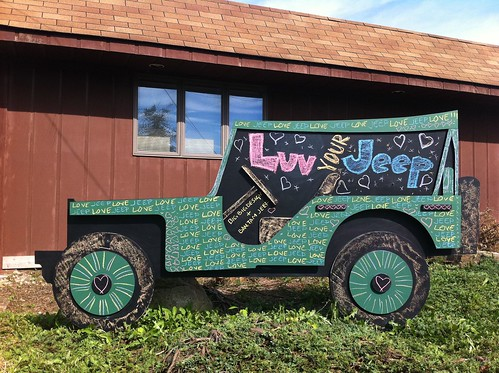 Luv Your Jeep! by cynthiacloskey