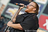 Ty Stone@ Comerica Park, Detroit, MI - 08-12-11
