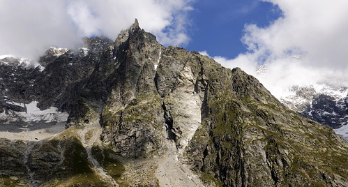 From Chamonix to Courmayer - Aiguille du Midi 41