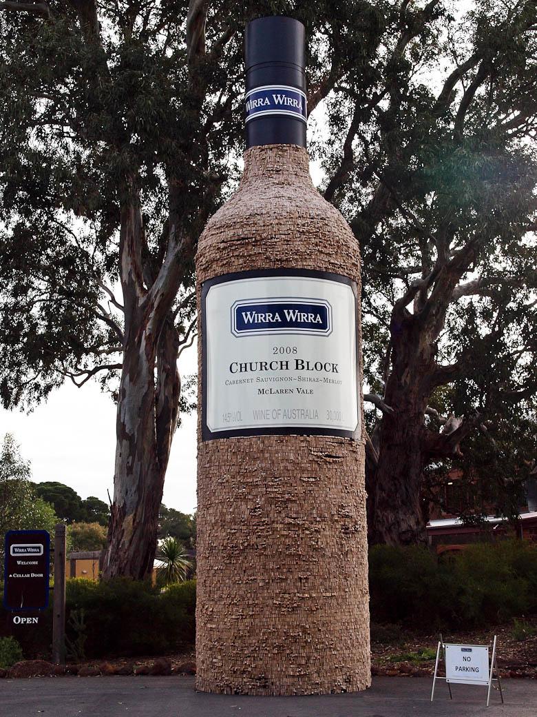 Wirra Wirra Winery, McLaren Vale, Adelaide