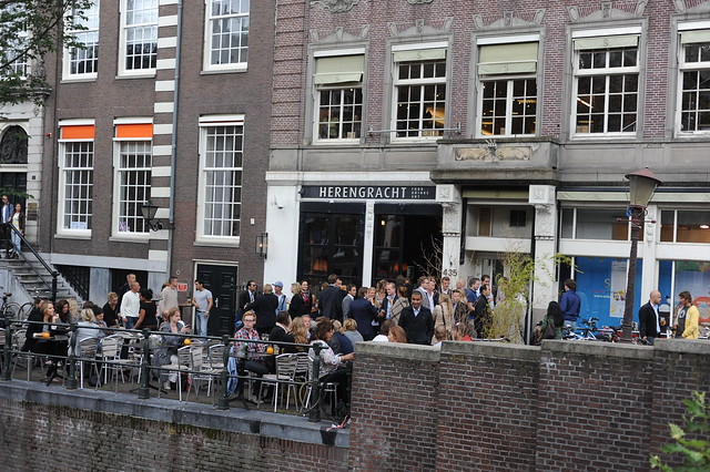 druženje v prostem času, Amsterdam