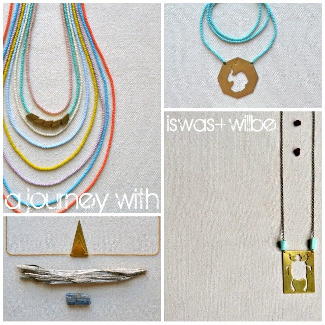 Jewels for the journey of life by iswas + willbe