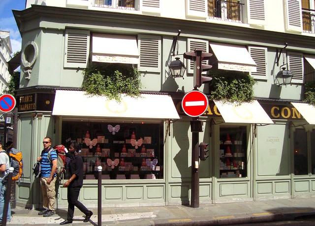 拉杜雷-Rue Bonaparte