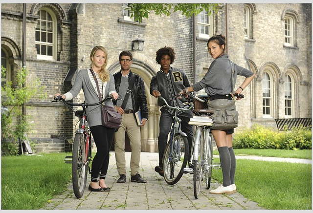 ROOTS CANADA CYCLE CHIC