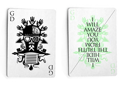 The Graphic Designer (Mihail Mihaylov) Tags: art advertising graphicdesign education bulgaria ceo symbols playingcards mihata mihailmihaylov