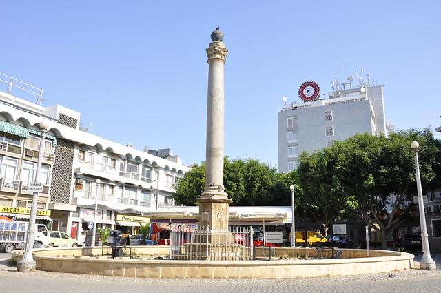Lefkoşa Meydanı - Venedik Sütunu