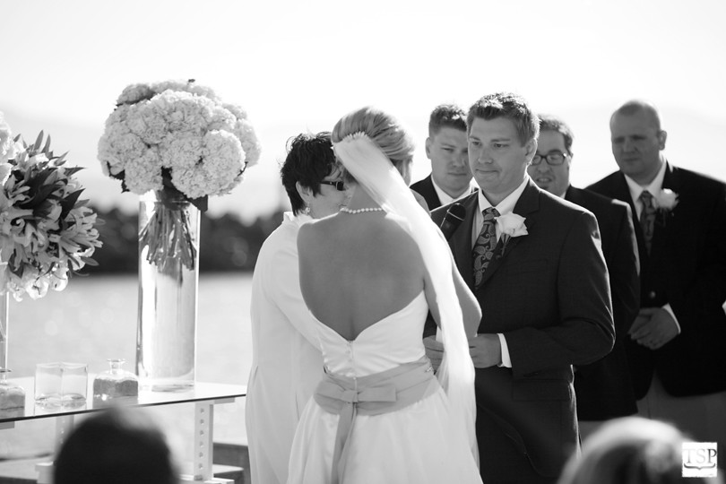 Hotel Bellwether Nautical Wedding