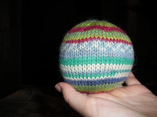 a ball?
