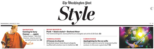 Wash Post Darkest Hour Tearsheet Cx1
