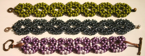 Bailar bracelets (Mu - Centperles)
