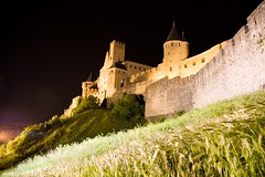 Carcassonne, France (Jamie Crawford) Tags: yahoo:yourpictures=skyline