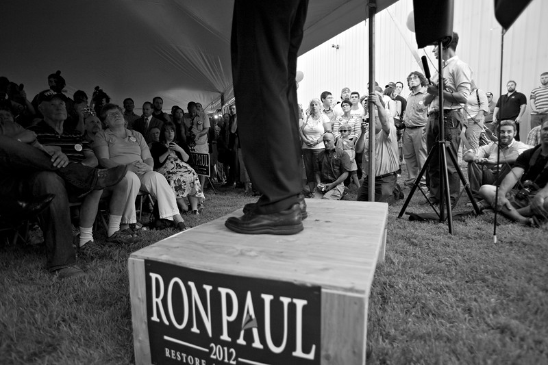 Ron Paul campaign headquaters