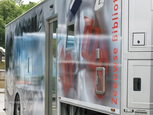 Nederlandsk bokbuss by buskfyb