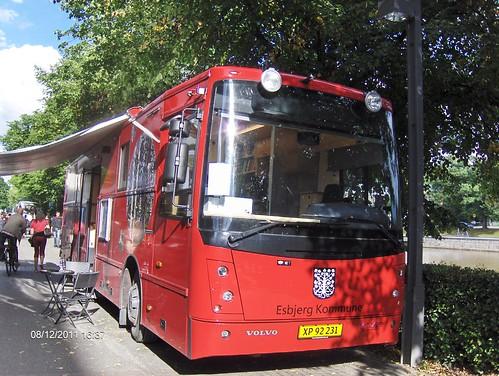 Dansk bokbuss by buskfyb