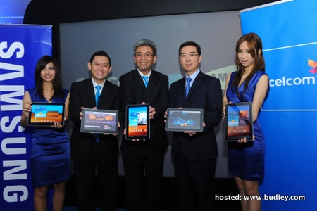 Celcom Galaxy Tab 10.1
