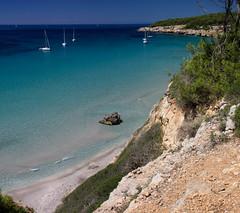 Spiaggia di Binigaus (Minorca) (alby) Tags: sea summer beach mare estate spiaggia menorca spagna minorca baleari binigaus