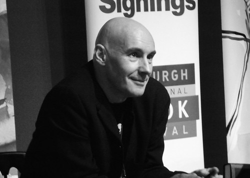 Edinburgh International Book Festival - Grant Morrison 011