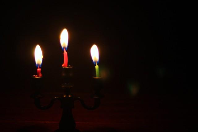 Week 5: Candles