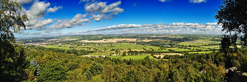 Otley Chevin Panorama by tomjefffries