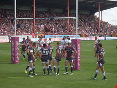 After the Try (Jampot2) Tags: st rugby kingston helens hull league rovers