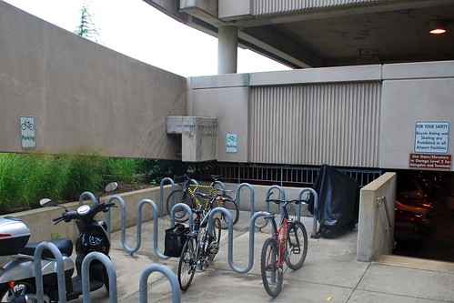 Airport Bike Parking