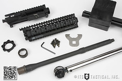 DIY AR-15 Build - Barrel and Free-Float Rail System Install 05