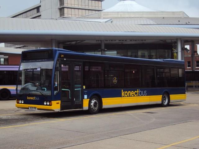 Konectbus Optare Excel 2