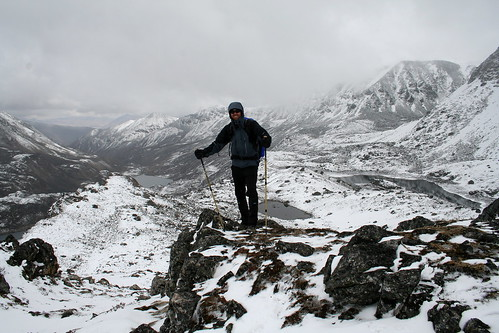 Hiking in Tibet