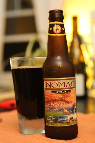 Cavalry Brewing Company Nomad Stout