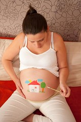 Mother-to-be (Marcin Kubon) Tags: family portrait baby love portraits happy parents child with 33 father birth mother pregnancy pregnant belly parent your together weeks motherhood awaiting familly expecting mothertobe meadof expesting