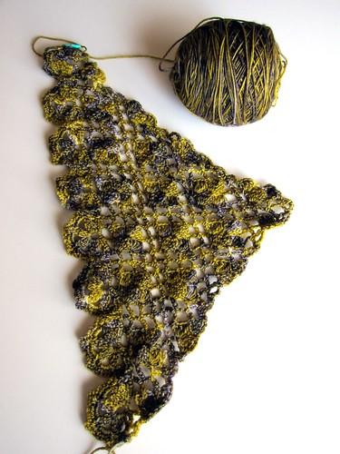 sumire shawl