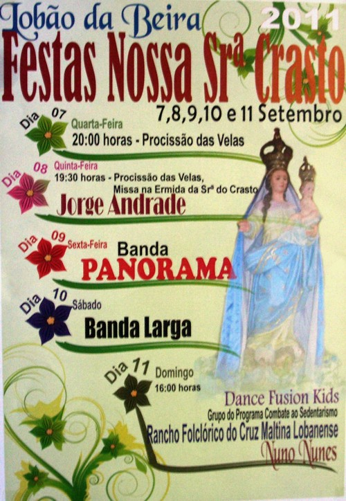 CARTAZ-SRA DO CRASTO 2011