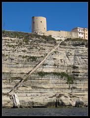 Giant steps (reflexer) Tags: blue sea france geotagged frankreich rocks meer mediterranean corse corsica steps blau fortification fortress stufen felsen bonifacio festung korsika mittelmeer geo:lat=4138477 geo:lon=9154808