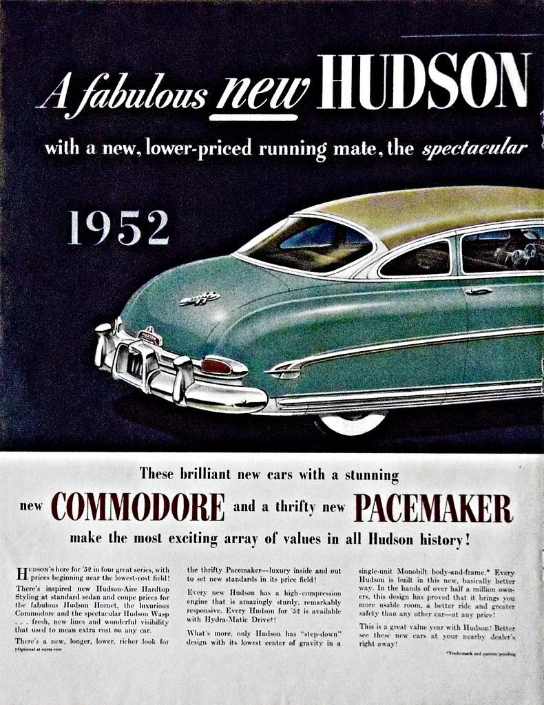 Hudson Hornet Page 1