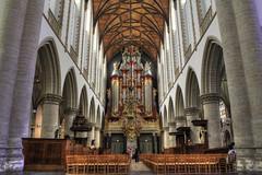 Grote of Sint Bavokerk Haarlem (Mark Veltkamp) Tags: haarlem organ hdr grotekerk orgel bavo greatchurch mullerorgel