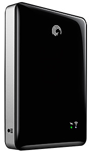 Seagate GoFlex Satellite 500 GB wireless mobile storage