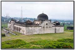 Jami/Juma Masjid (Mosque) in Gulbarga Fort. India (.●๋• Mountain ●~•~● Biker •●๋.) Tags: india tourism muslim mosque historic incredible masjid jami islamic jama deccan gulbarga juma cardoba sultanate jumma gulberga bahmini bahminid