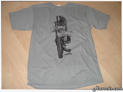T-Shirt - Gears 3 - Hot Topic - 04
