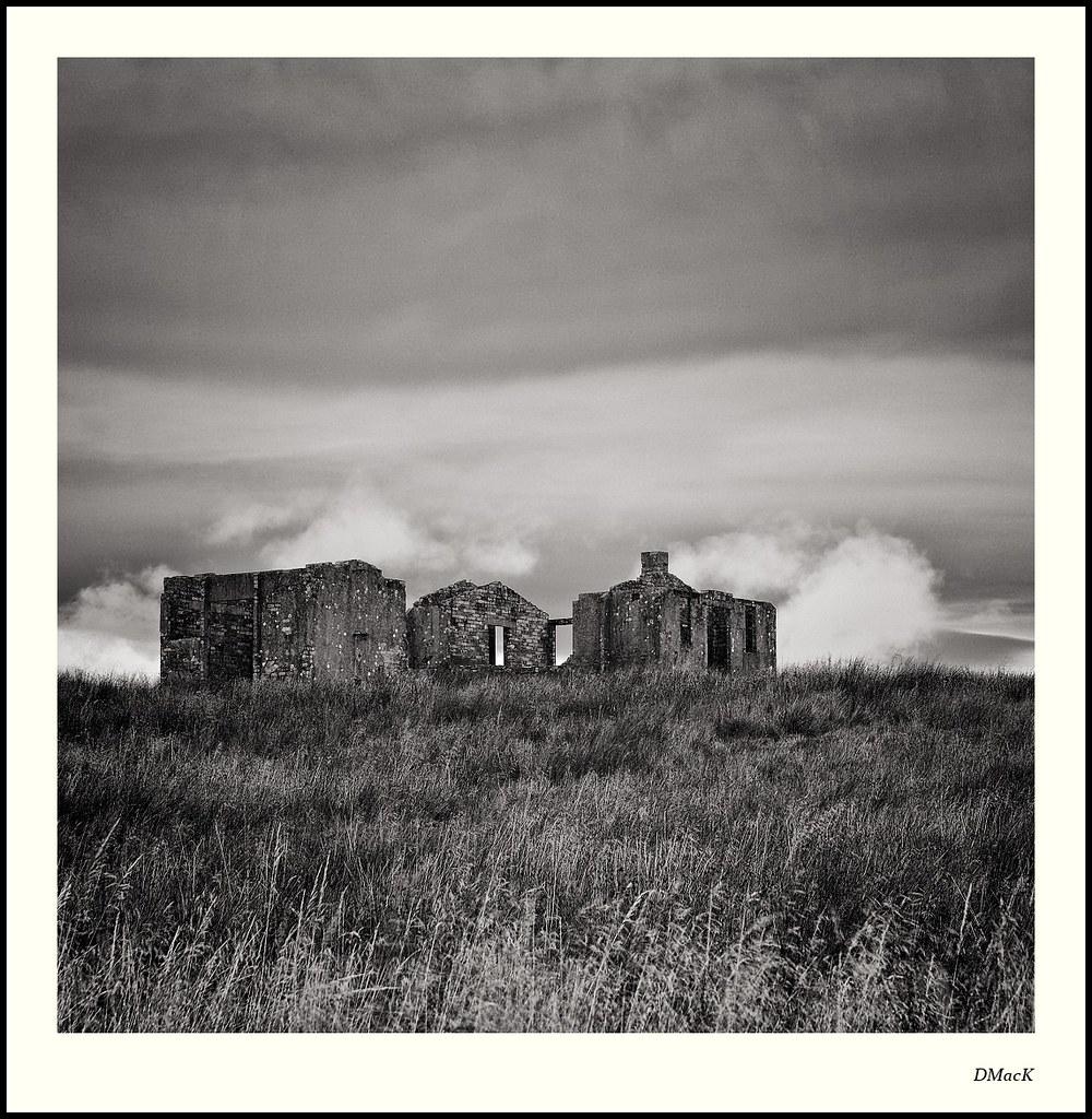 A Hilltop Ruin
