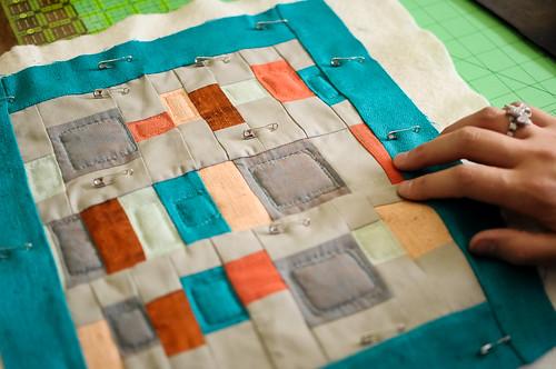 Debbie's Mini Quilt