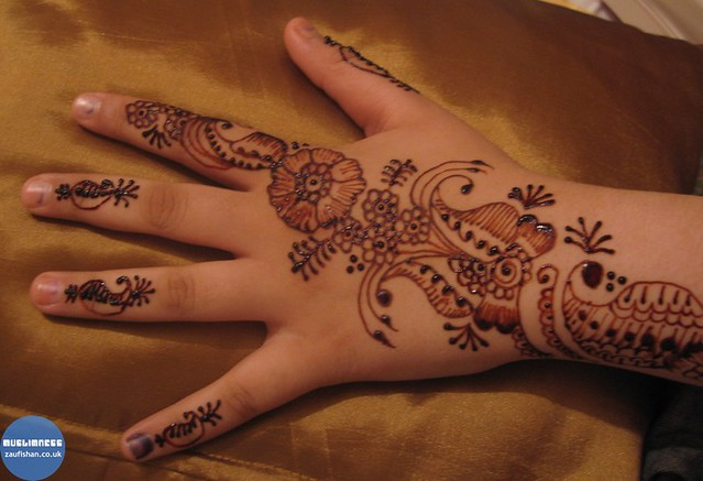 Henna for Eidmas
