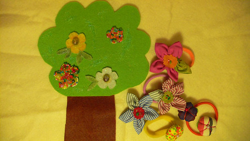 Tonight's craft by granddaughter and grandmother. by mamima project
