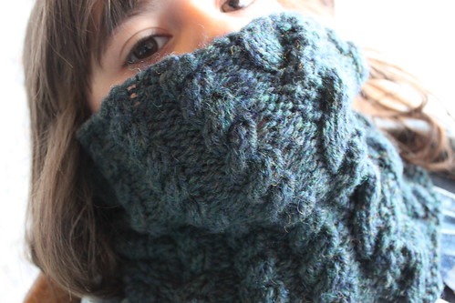 Green Water Cowl