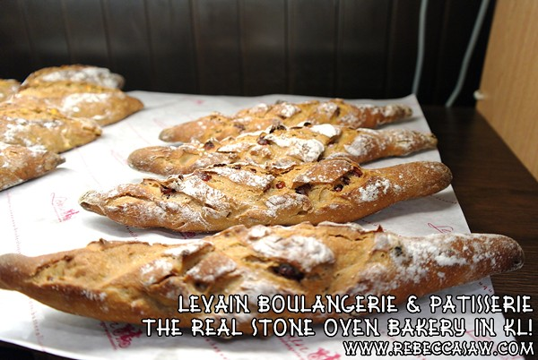 Levain Boulangerie & Patisserie, The real STONE OVEN bakery in KL-28