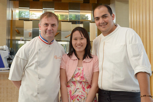 With Chef Stephane & Chef Alex