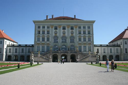 Parterre - Schlosspark Nymphenburg