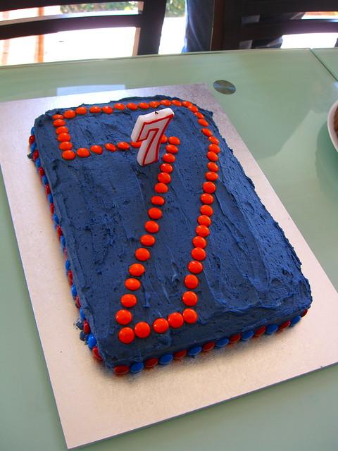 Luca's 7 cake