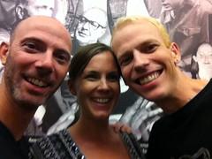 David, Lora, and Me
