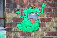 July2011b 721 (Lord Jim) Tags: street streetart art graffiti la losangeles slimer