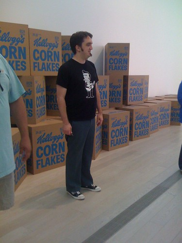 Warhol's boxes